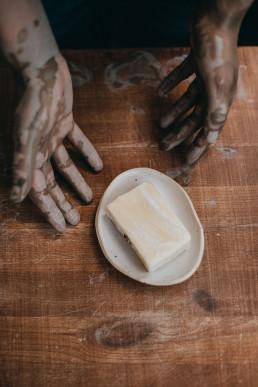 Lavanda & Bijela glina